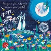 Blank Card Its Your Friends (KA82788)